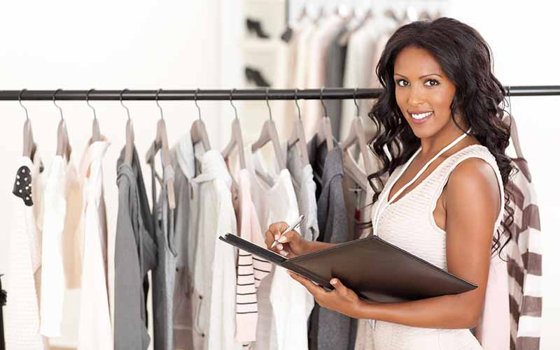 Fashion retail store manager 19